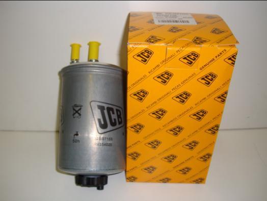 320/07155Z паливний фільтр на двигун JCB