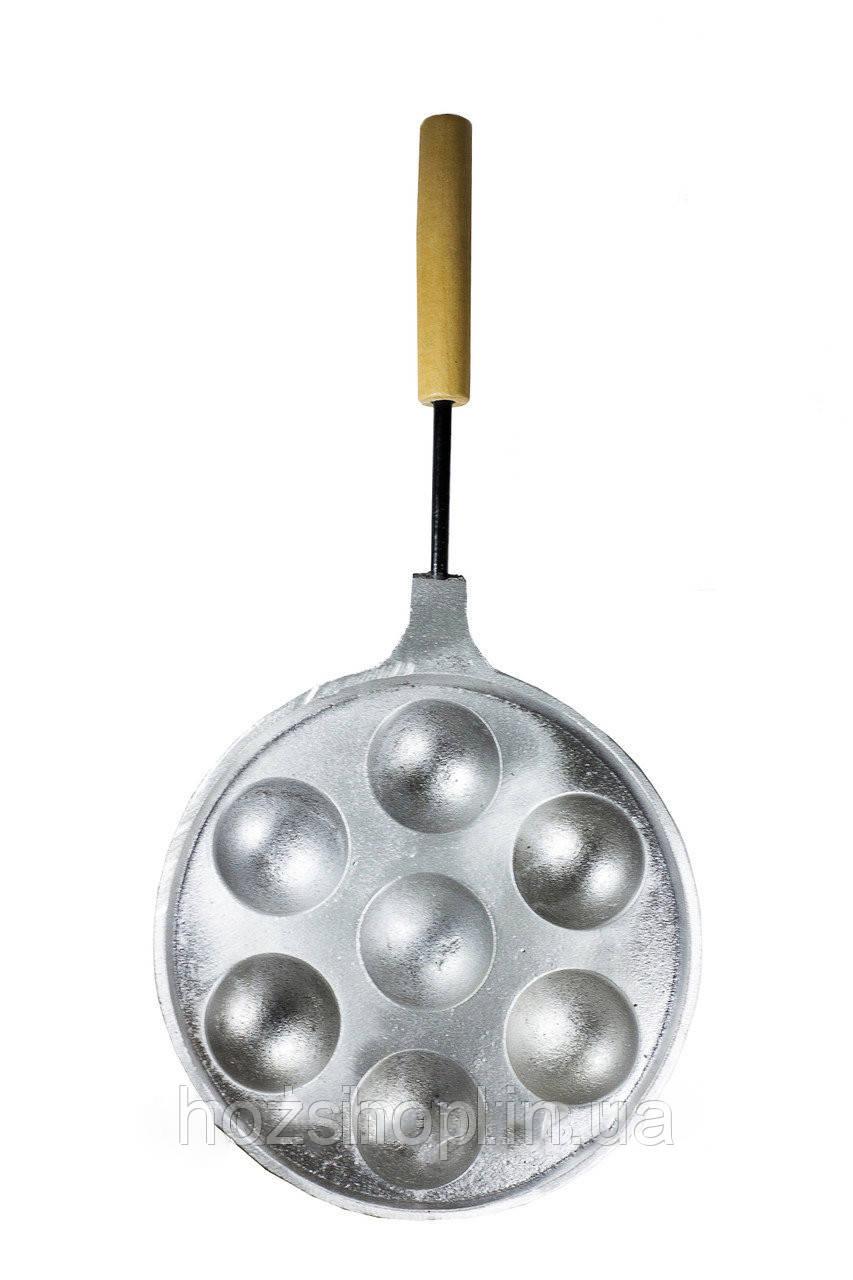 """Форма для выпечки """"Сырные шарики"""" маленькие"""