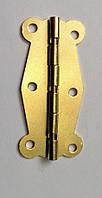Петля с фиксатором для шкатулки 52х25 мм