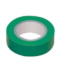 Изолента ПВХ Technics зеленая 19 мм х 10 м (10-705)