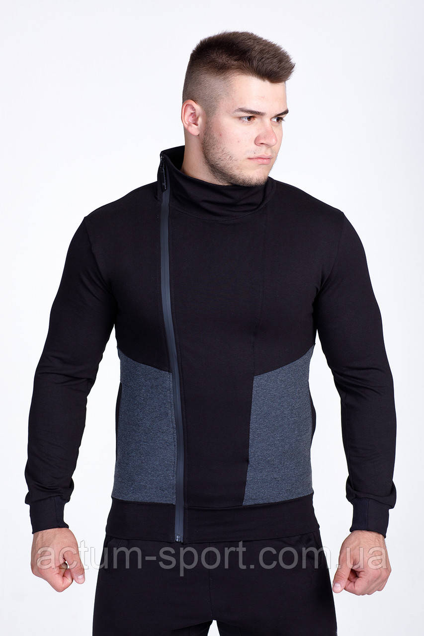 Худи BERSERK CASUAL ACTIVITY black