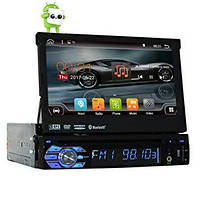 Магнитола 1Din Pioneer 9501 Android 7.1 WI-FI GPS (Выдвижной, выездной экран) Bluetooth
