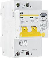 Автоматический выключатель дифференциального тока IEK C40À/30ma