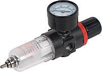 Фильтр воздушный с редуктором и манометром Miol 81-392