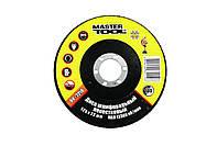Диск шлифовальный лепестковый зерно 120 115х22 мм MasterTool 08-2112