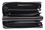 Клатч мужской кожаный Norton 307775858 Черный, фото 7