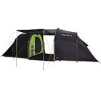 Палатка High Peak Tauris 6 (Dark Grey/Green)