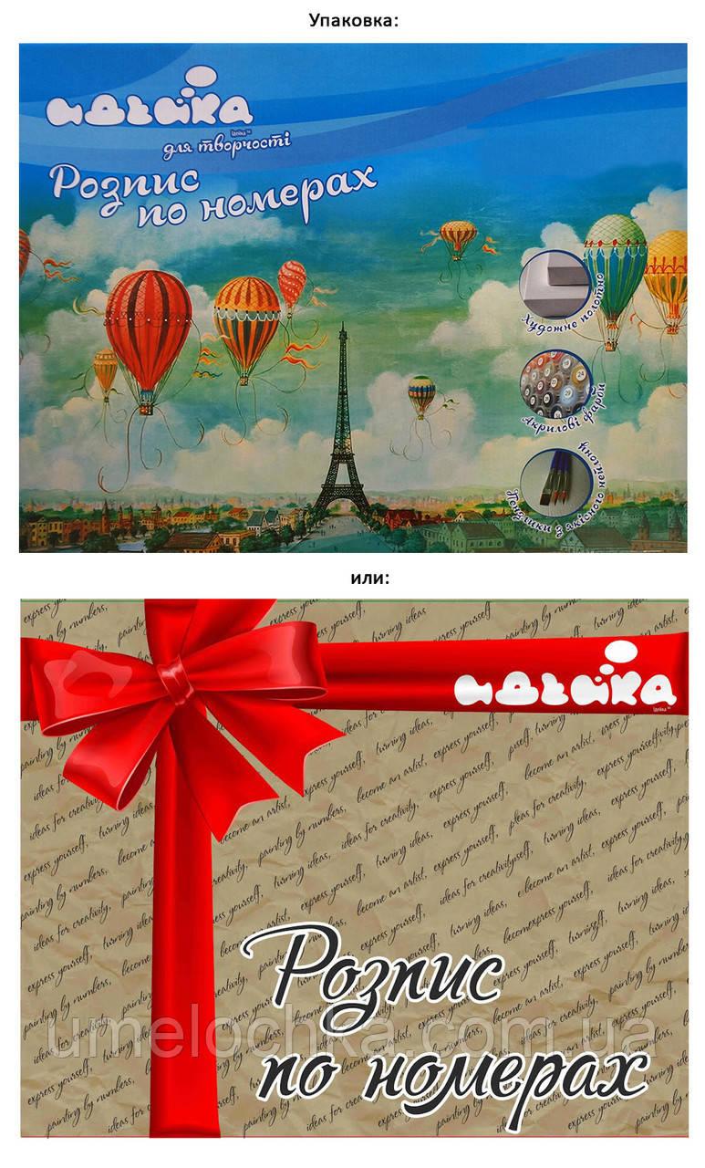 Картина по номерам Leave a message 40 х 50 см (KH4578)