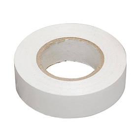 Изолента ПВХ Technics белая 19 мм х 10 м (10-708)