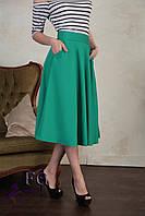 Женская юбка полусолнце 001D/01, фото 1