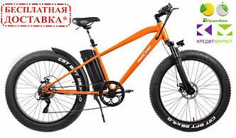 "ЕлектроВелосипед ALLROAD MAX 26"" (оранжевый)"