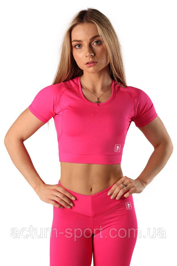Рашгард - Топ BERSERK Commonly line pink