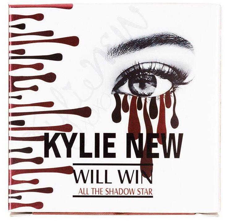 Хайлайтер-бронзатор Kylie WILL WIN (В НАЛИЧИИ №1,3,5,7,8)   694