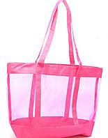 Сумка летняя женская cremia розовая