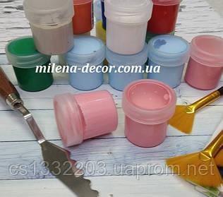 Акрилова фарба (рожева) 20ml