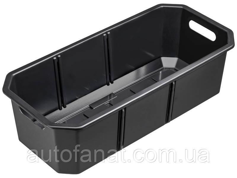 Оригинальный многофункциональный ящик в багажник Mercedes Plastic Crate 2019 (A0008140400)