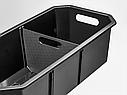 Оригинальный многофункциональный ящик в багажник Mercedes Plastic Crate 2019 (A0008140400), фото 2
