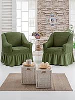 Универсальные чехлы на два кресла