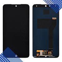 Дисплей для Meizu 15 Lite (M15) с тачскрином в сборе, цвет черный
