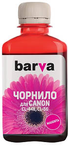 Чернила Barva Canon CL-446/CL-56 (I-BAR-CCL446-180-M)  Magenta