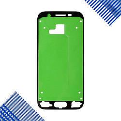 Стикер проклейка тачскрина (двухсторонний скотч) Samsung A320F Galaxy A3 (2017)