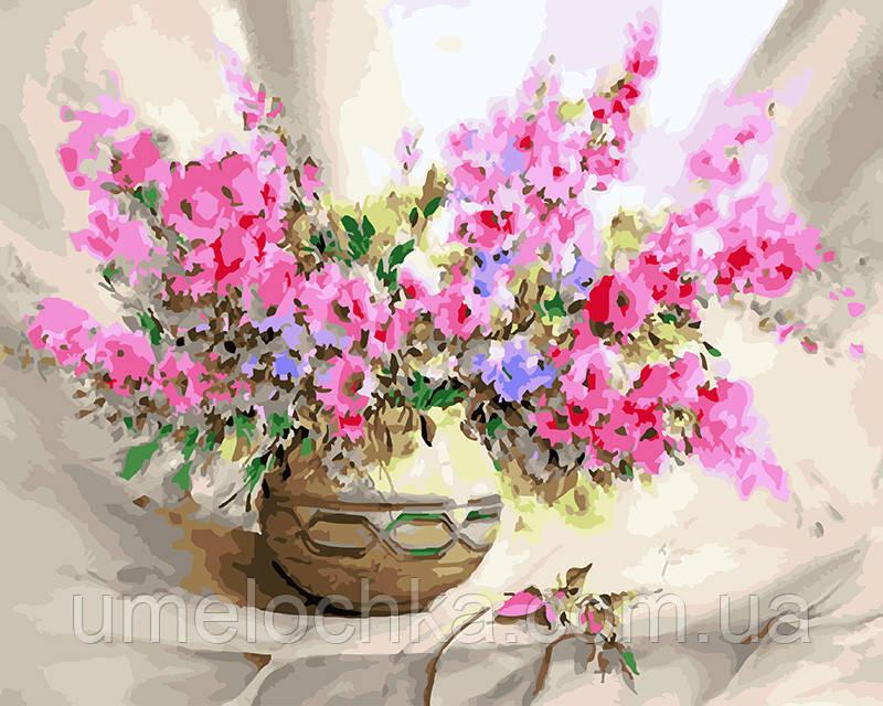 Картина по номерам Великолепный букет 40 х 50 см (BRM23372)