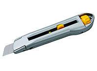 Нож мет. лезвие 18 мм MasterTool 17-0078