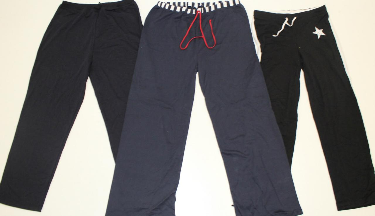 Секонд хенд Спортивные штаны мужские хб Германия Оптом от 20 кг