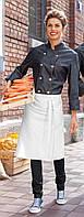 Китель поварской женский TEXSTYLE джинсовый, фото 1