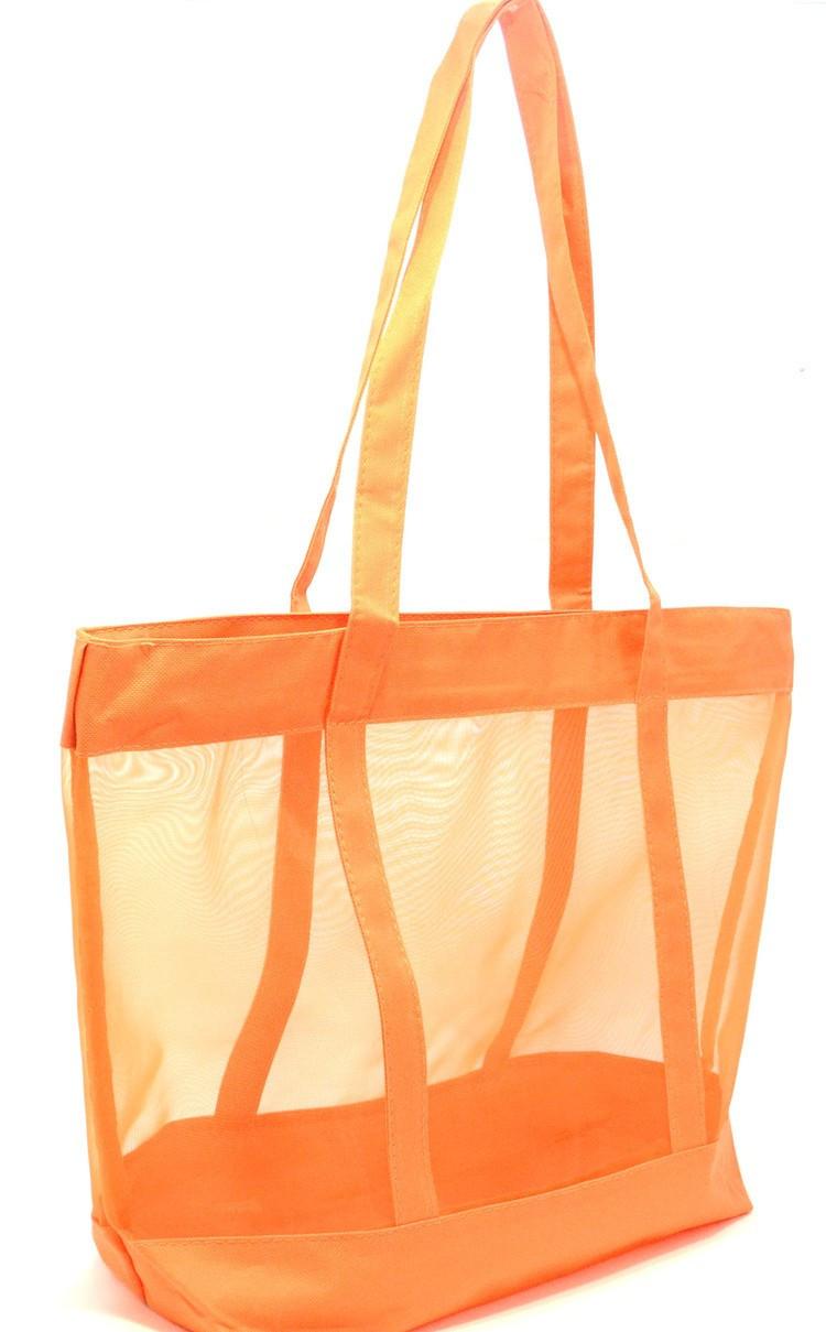 Сумка летняя женская cremia оранжевая
