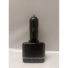 Автомобильный FM трансмиттер модулятор H3 Bluetooth MP3