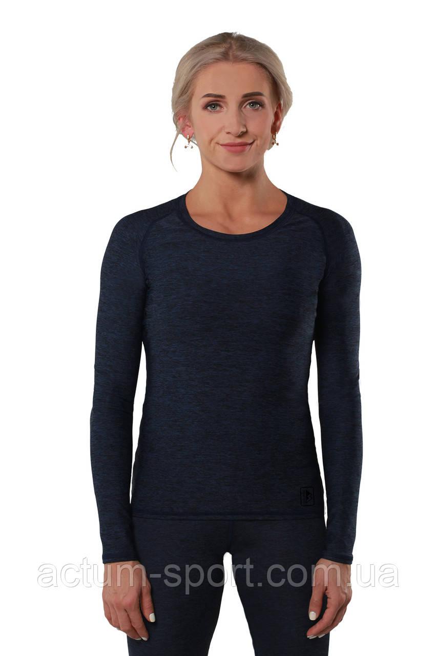 Рашгард женский с длинным рукавом BERSERK GREATNESS jeans S