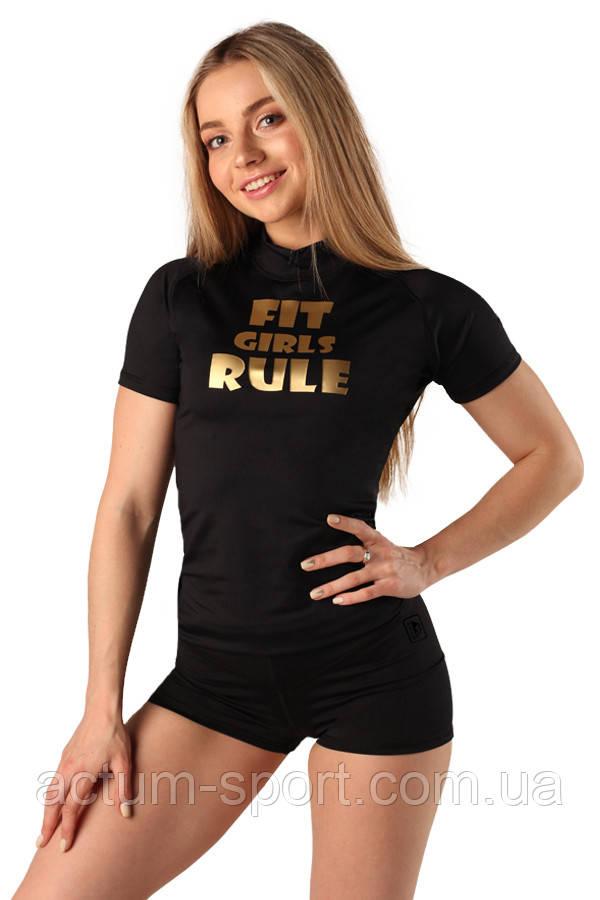 Компрессионная футболка с коротким рукавом BERSERK DARK ACTIVE
