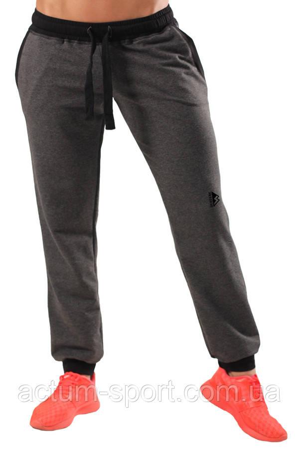 Штаны спортивные BERSERK WOMENS ATHLETIC PANTS dark grey хлопок S