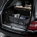 Оригинальный многофункциональный ящик в багажник Mercedes Plastic Crate 2019 (A0008140400), фото 4