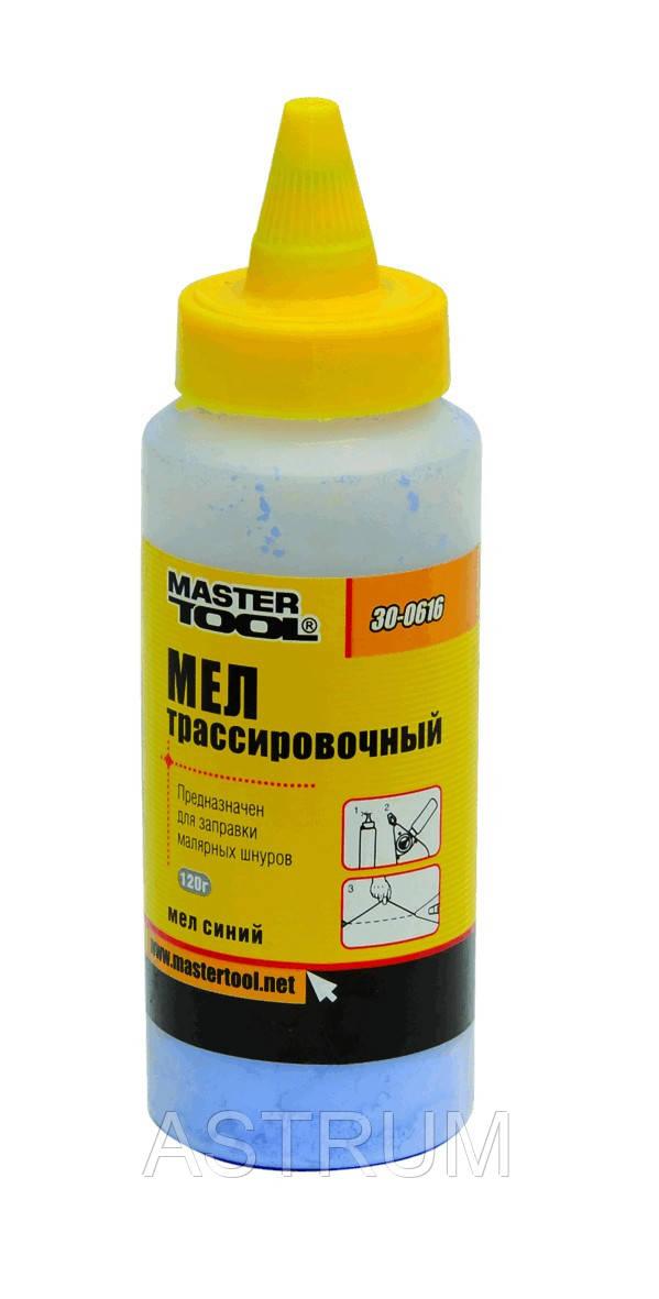 Мел синий 120 г MasterTool 30-0616 - АСТРУМ в Харькове