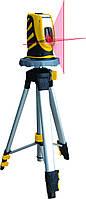 Уровень лазерный самонастраивающийся, звуковая индикация, кейс + тренога MasterTool 30-0906