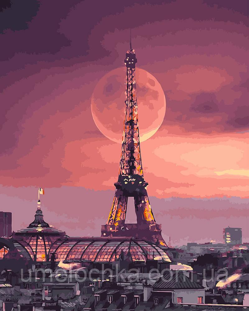 Картина по номерам Магический Париж 40 х 50 см (BRM27959)
