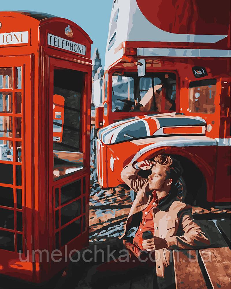 Картина по номерам Лондон Time 40 х 50 см (BRM27964)