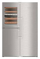 Холодильник Liebherr SBSes 8486-21 PremiumPlus BLUPerformance, фото 1