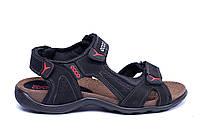 Мужские кожаные сандалии Ecco Active Drive (реплика)