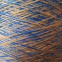100% хлопок GOLDENBRAWN - бобинная пряжа для машинного и ручного вязания