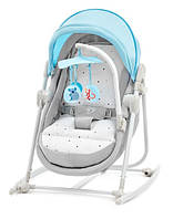 Кресло-качалка Kinderkraft Unimo 5 в 1 Light Blue (KK_UN01)