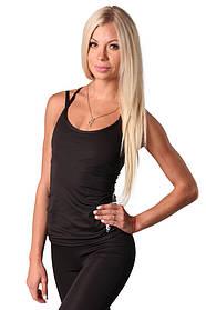 Майка спортивная женская BERSERK COMMONLY black