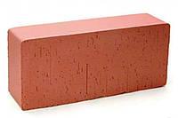 Кирпич рядовой полнотелый М150 , фото 1