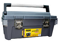 "Ящик для инструмента с металлическими замками 25,5"" MasterTool 79-2100"
