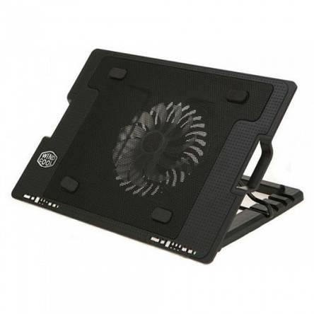 Охлаждающая Подставка для ноутбука кулер ColerPad ErgoStand, фото 2