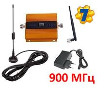 УСИЛИТЕЛЬ СИГНАЛА GSM 900 МГц Мобильной связи Репитер для СЕЛА Repeater