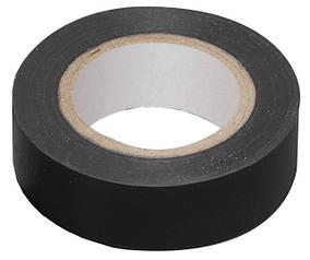 Изолента ПВХ Technics черная 19 мм х 20 м (10-716)