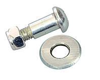 Колесо сменное 16х6х3мм с осью, для плиткореза (80-0450/80-0600) MasterTool 80-1663